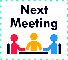 Next meeting  is on Tuesday 17th March at 3:30pm @ school. Everyone is welcome.